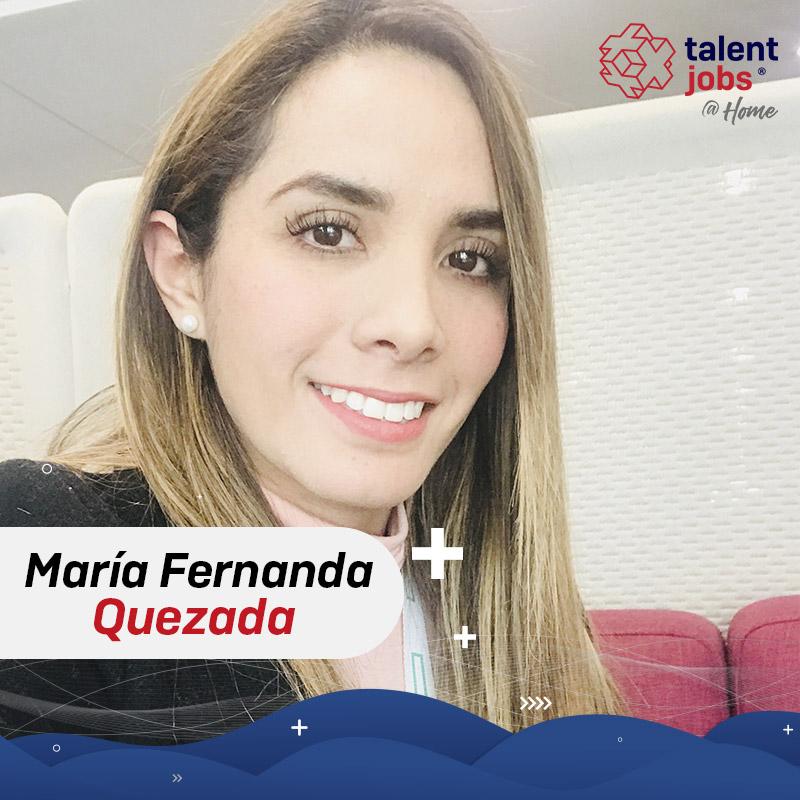 María Fernanda Quezada